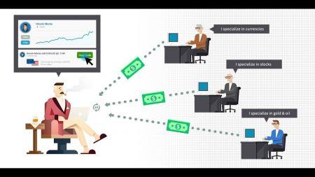 Come copiare le offerte di trader di successo con ExpertOption