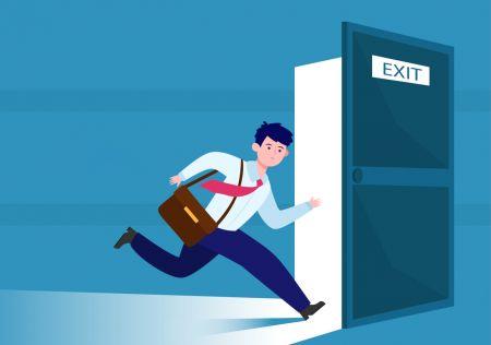 Abbastanza per oggi. Quando dovresti smettere di fare trading in ExpertOption?