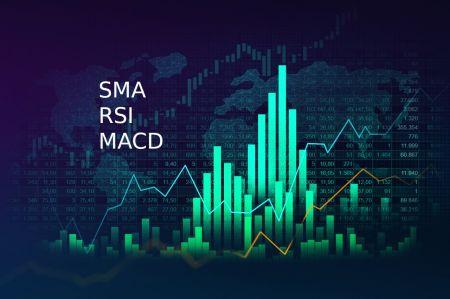 Come collegare SMA, RSI e MACD per una strategia di trading di successo in ExpertOption