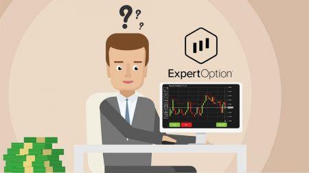 Come aprire un conto demo su ExpertOption