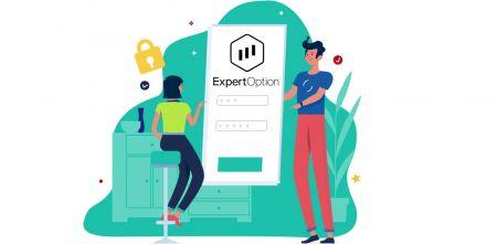 Come accedere a ExpertOption
