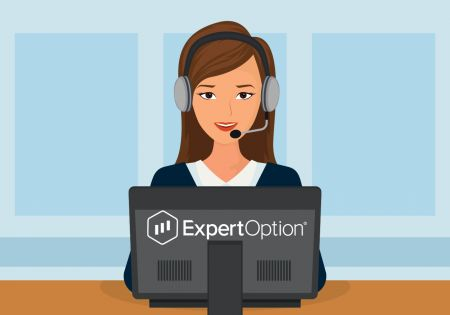 Come contattare l'assistenza ExpertOption