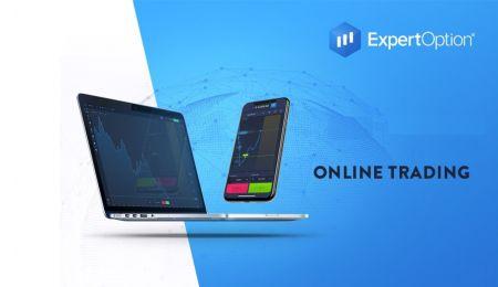 Come scaricare e installare l'applicazione ExpertOption per laptop/PC (Windows, macOS)