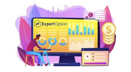Come negoziare opzioni binarie in ExpertOption